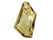 Crystal Golden Shadow - 18mm Swarovski  De-Art Pendant