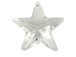 Crystal - 20mm Swarovski  Star Pendant