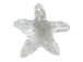 Crystal Moon Light - 28mm Swarovski Starfish Pendant