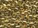 25 gram   LT24KT GOLD PLATED Delica Seed Beads11/0