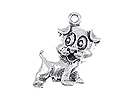 Dogs - Sterling Silver Charms