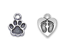 Pewter Charms & Pendants