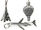 Travel & Transportation Charms
