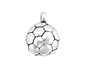 Soccer - Sterling Silver Charms